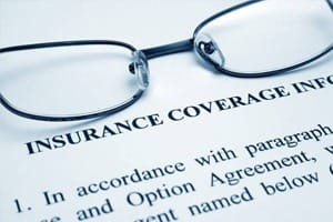 Insurance coverage information forms