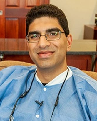 Meet Waterford Dentist Dinesh Patel, DDS | Summit Family