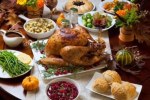 Thanksgiving foods that are good for oral health this holiday season
